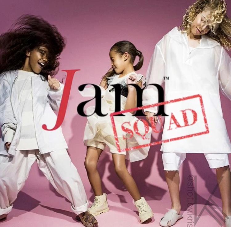 JAM Squad Contest!