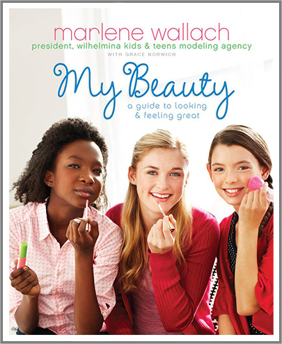 book cover for My Beauty: A Guide to Looking & Feeling Great