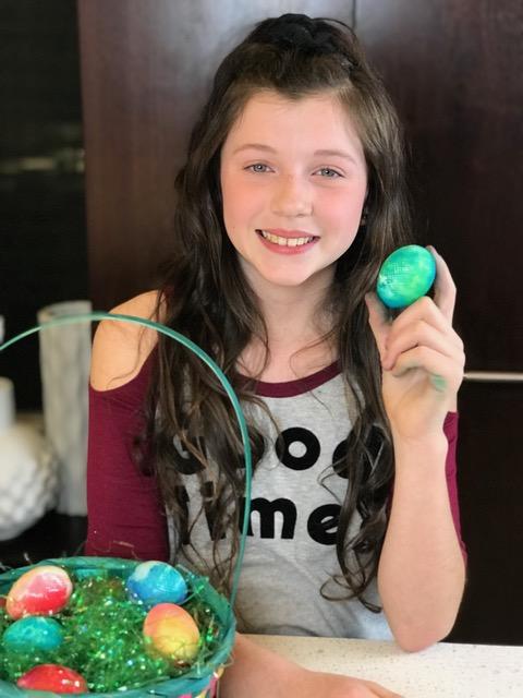Confetti Eggs with Elsa Berk